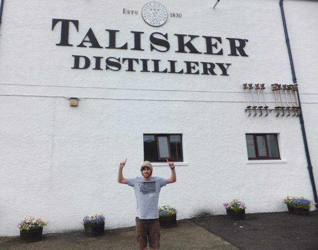 At Tallisker