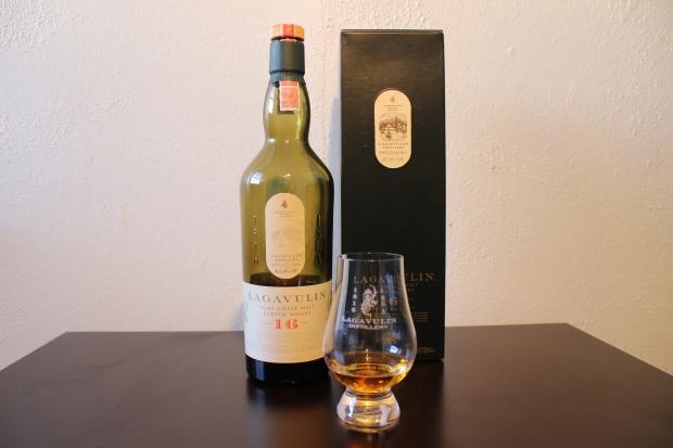 Lagavulin 16 whisky waffle