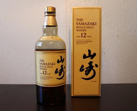 Yamazaki 12 whisky waffle