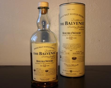 Balvenie Doublewood 12 Year Old Whisky Waffle