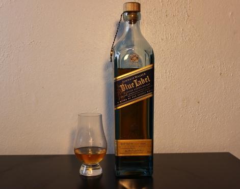 Blue Label Whisky Waffle
