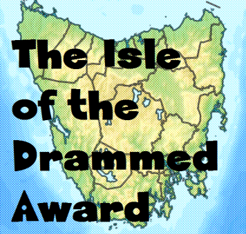 1 The Isle of the Drammed Award Whisky Waffle