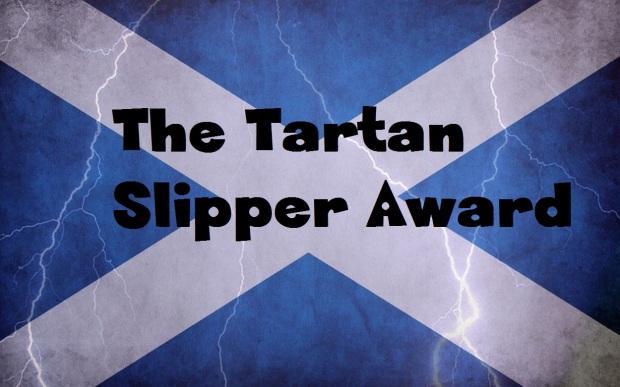 2 The Tartan Slipper Award Whisky Waffle