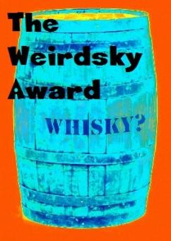 4 The Weirdsky Award Whisky Waffle