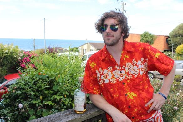 5 Balvenie whisky waffle