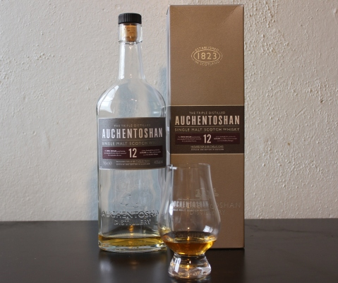 Auchentoshshan 12 Year Old