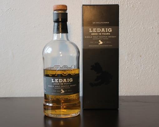 Tobermory Ledaig whisky waffle
