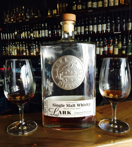 Lark Double Sherry Cask Limited release