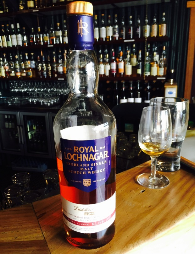 Royal Lochnagar Distillers Edition
