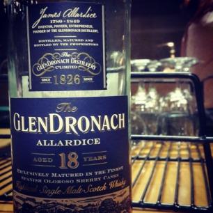 Whisky n Chocolate dram 3