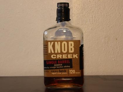 Knob Creek 110 Proof
