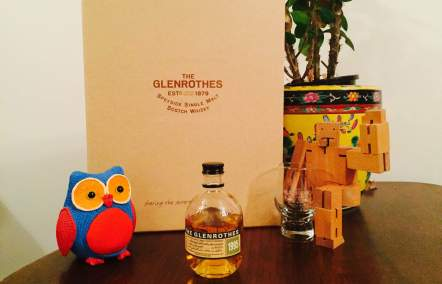 Glenrothes 95