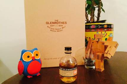 Glenrothes 98