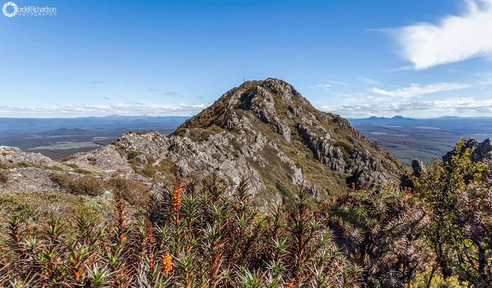 St Valentines Peak Cordell Richardson