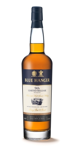 Blue Hanger 9th Release
