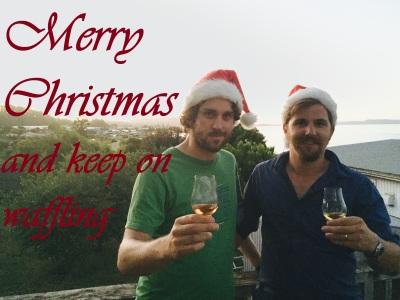 A very waffly Christmas