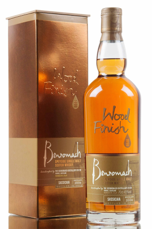Benromach Sassacaia Wood Finish