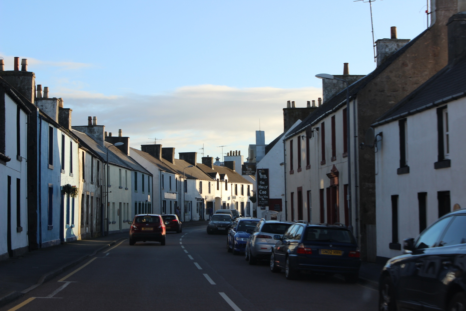 Streets of Bowmore whisky waffle