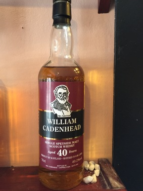 William Cadenheads 40 YO