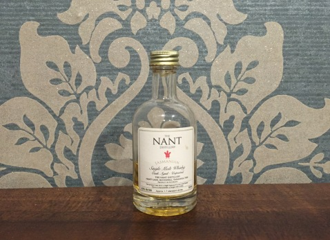 Nant Sherry Wood 43%