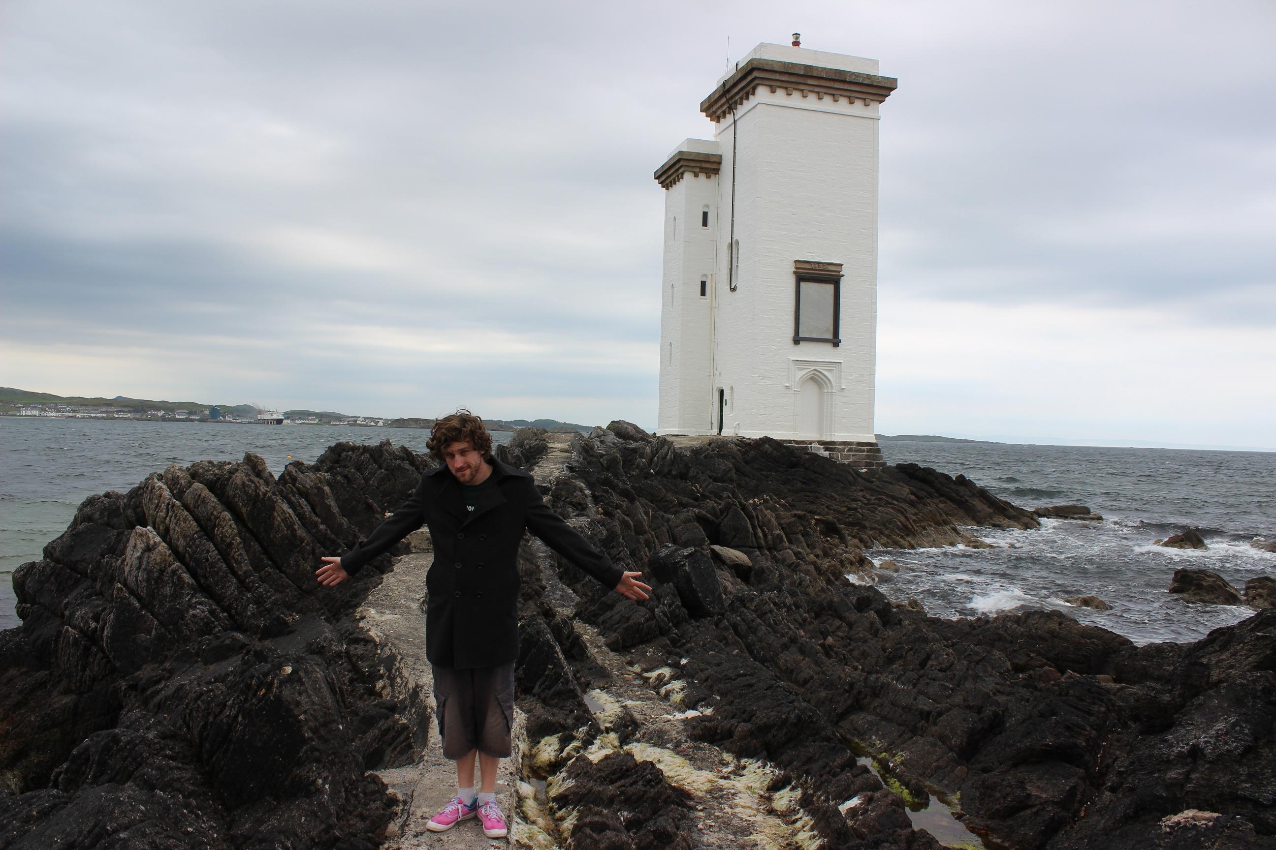 nick-port-ellen-lighthouse