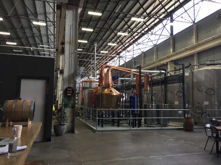 1 Starward distillery