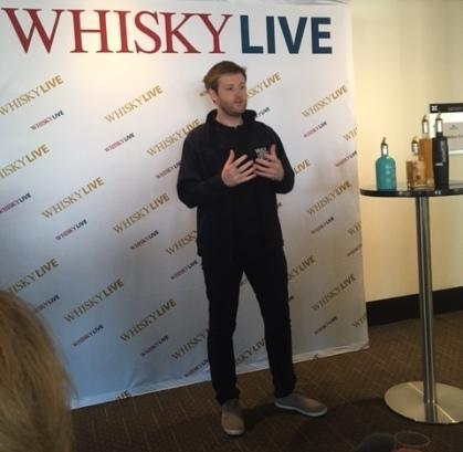 Whisky Waffle Bruichladdich Murray
