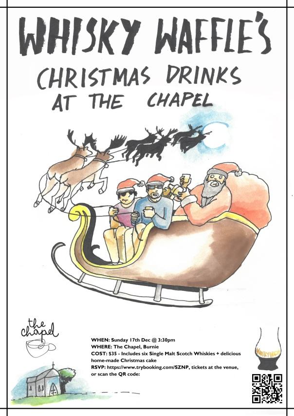 Night 3 Christmas Drinks