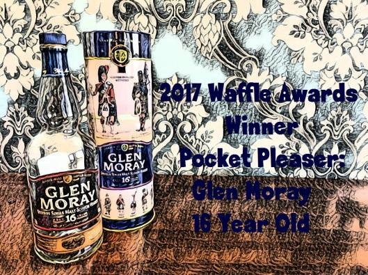 2017 Waffle Award Glen Moray