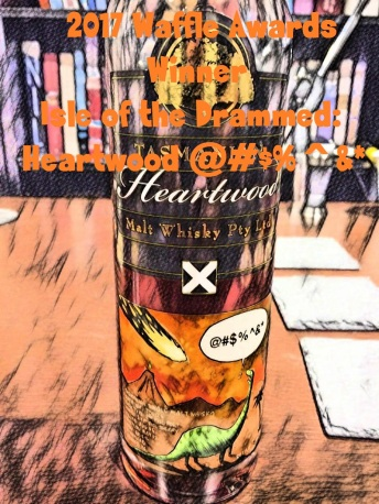 2017 Waffle Award Heartwood @#$%^&