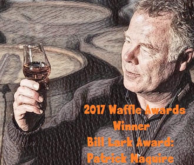 2017 Waffle Award Pat Mag