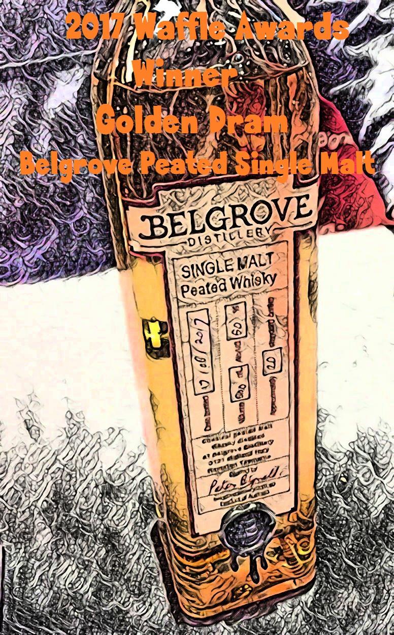 2017 Waffle Awards Belgrove peat