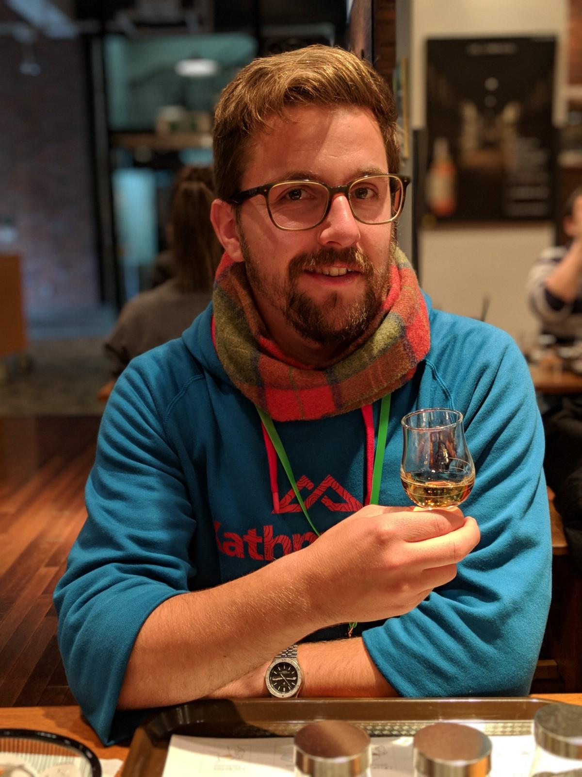 5 Whisky Waffle Yamazaki Visit