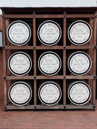 8 Whisky Waffle Yamazaki Visit