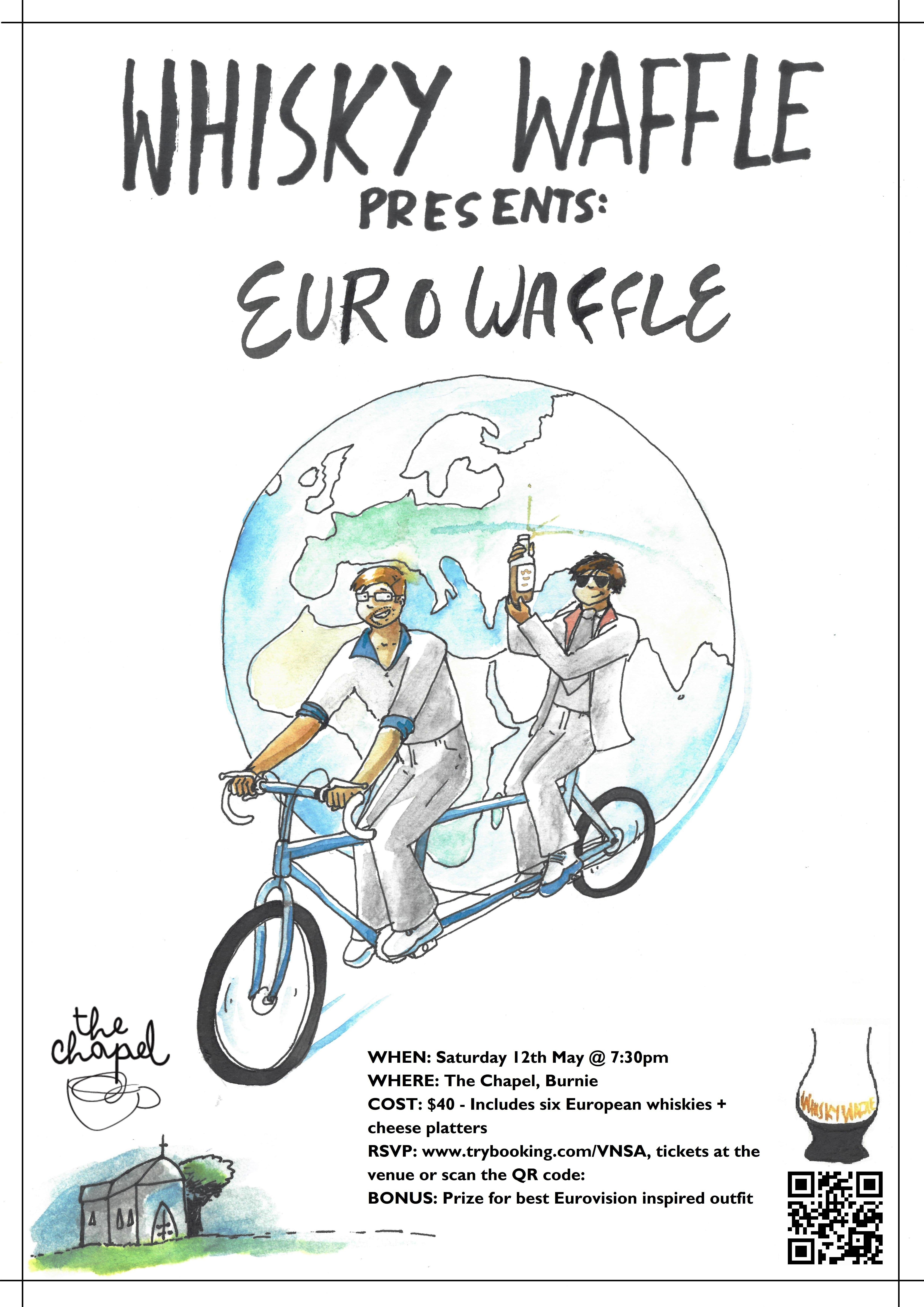 Night 5 Eurowaffle