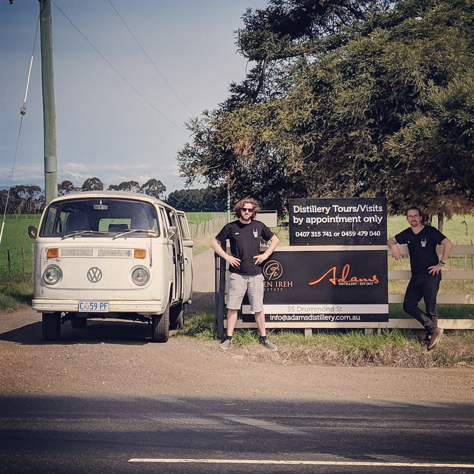 Adams WW and Kombi