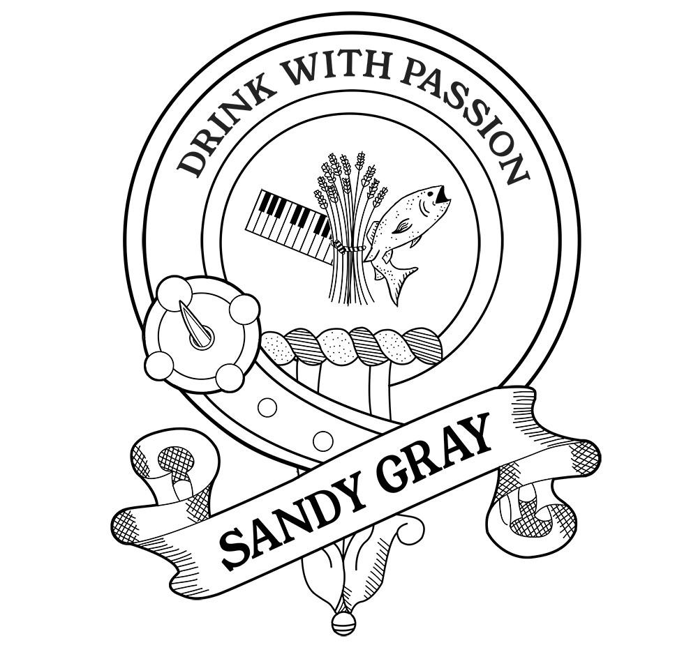Sandy Gray Logo