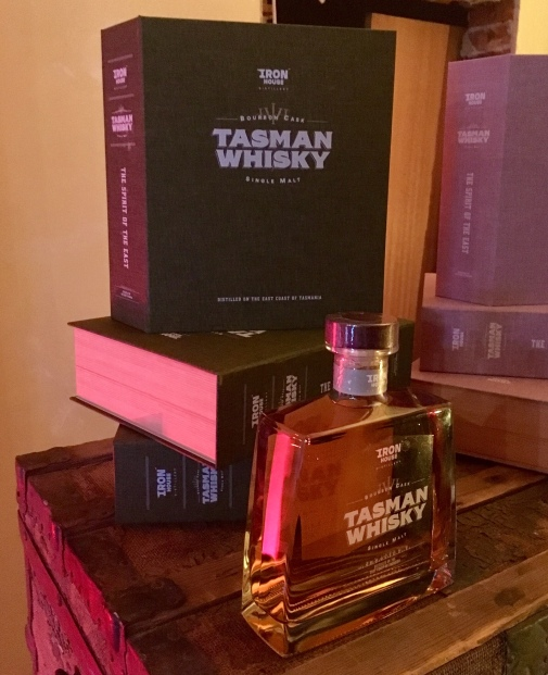 Whisky Waffle IH Launch book