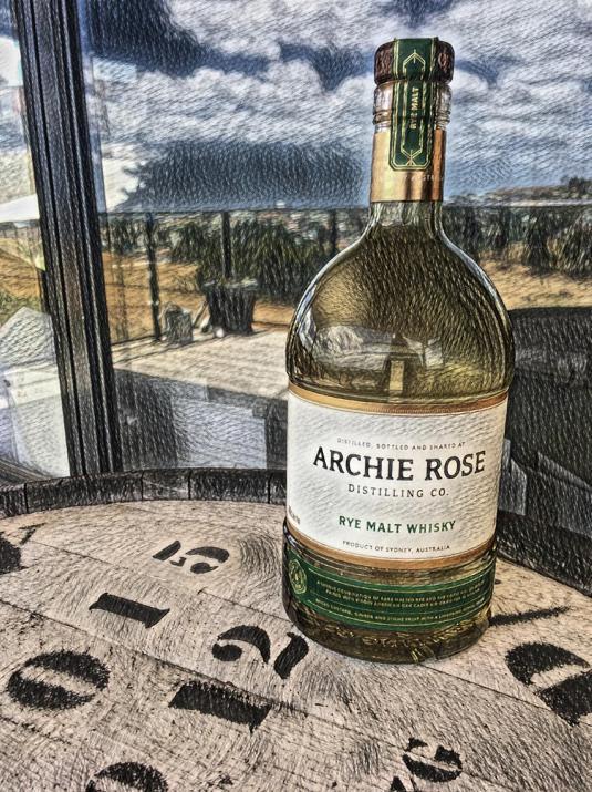 2 Archie Rose