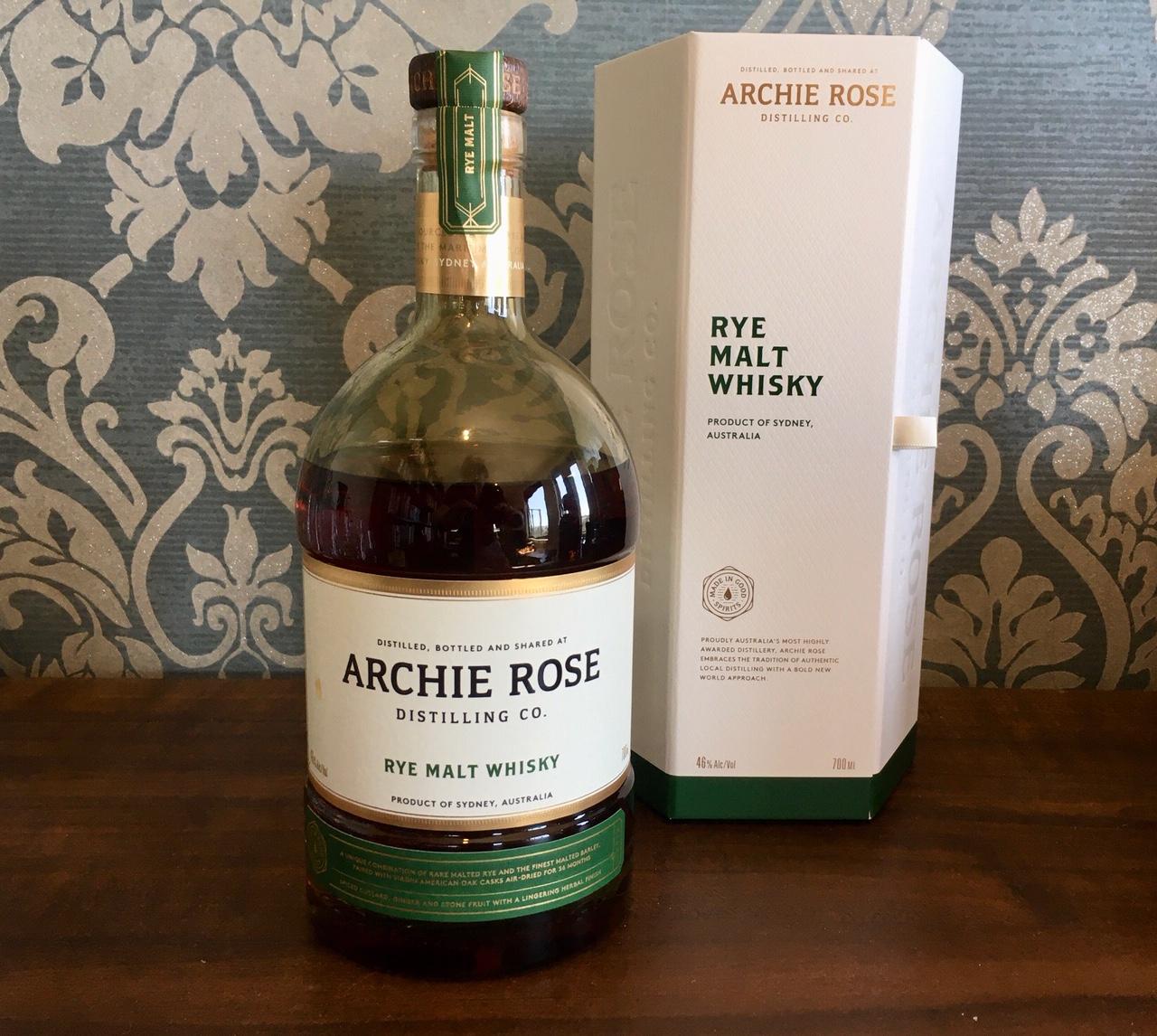 Archie Rose Rye Malt